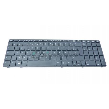 Clavier AZERTY 701987-051 pour HP Elitebook 8570p, Probook 6570b