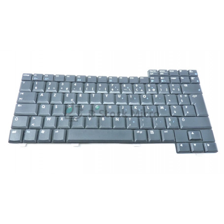 Clavier AZERTY AEKT1TPF010 317443-051, 371787-051 pour HP Compaq nx9030