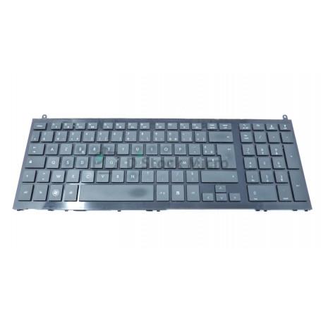 Clavier AZERTY 516884-051 V101826AK1 FR, SN5092, MP-08J16F0-930 pour HP Probook 4515s, 4510s
