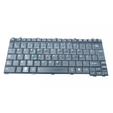 Clavier AZERTY AEBU2F00020-FR 9J.N7482.E0F pour Toshiba Satellite U400