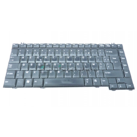 Keyboard AZERTY 9J.N8382.A0F NSK-T9A0F for Toshiba Satellite A100