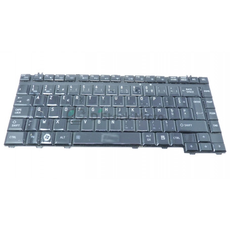 Clavier AZERTY 6037B0028513 MP-06866F0-9308 pour Toshiba Satellite A300