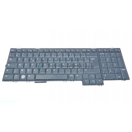 Clavier AZERTY 0RK696 V081425AK pour DELL Studio 17