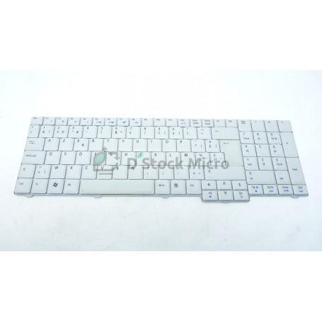 Clavier AZERTY PK1301L0220 MP-07A56B0-698 pour Acer Aspire 7000 series