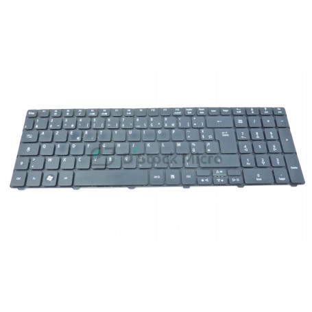 Clavier AZERTY MP-09B26F0-442 pour Acer Aspire 7736ZG-434G32Mn, 7535G