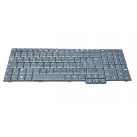 Keyboard AZERTY 9J.N8782.U0F ZR6 for Acer Aspire 9920G