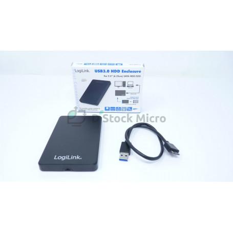 "dstockmicro.com Reconditioned 500 GB USB 3.0 2.5 ""external hard drive - New case"