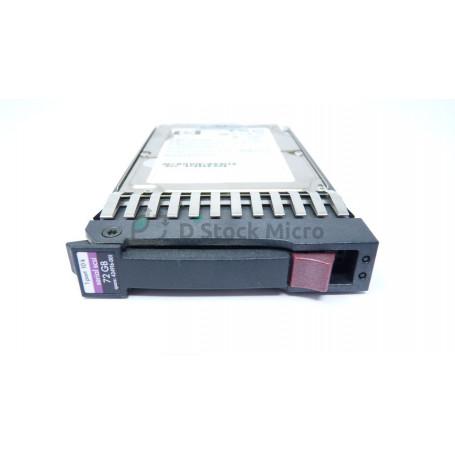 "dstockmicro.com - Hard disk drive 2.5"" SAS 72 Go 10K HP 431954-002 375863-002 434916-001 DG072ABAB3 - ST973402SS"