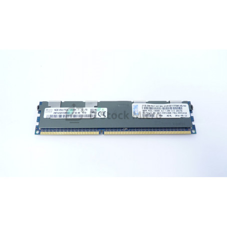 dstockmicro.com - HYNIX Memory HMT42GR7CMR4A-G7 RAM 16 GB PC3L-8500R 1066 MHz DDR3 ECC Registered DIMM