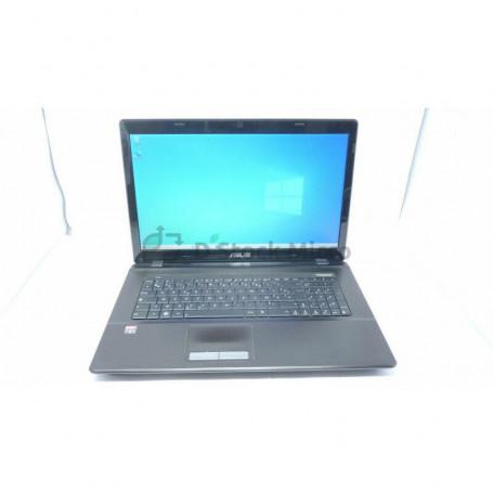 """dstockmicro.com - Asus X73B 15.6"""" HDD  AMD E-450 4 Go Radeon HD 7470M Windows 10 Home"""