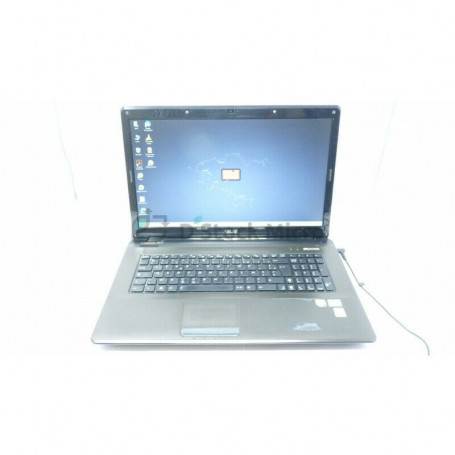 "Asus K72JR-TY189V 17"" HDD 500 Go i3-380M 4 Go Radeon HD 5000"