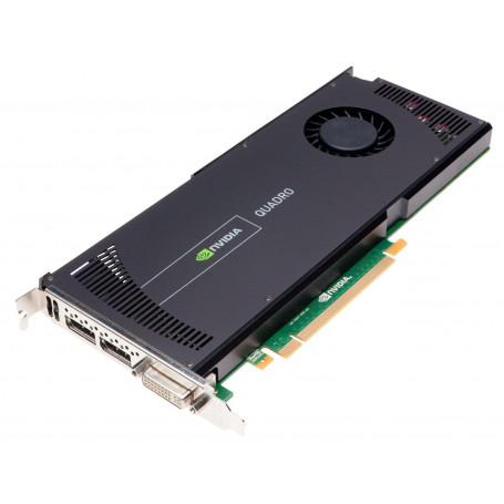 dstockmicro.com Graphic card PCI-E Nvidia Quadro 4000v2 2 Go GDDR5