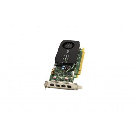 Carte vidéo Nvidia NVS 510 2Go GDDR3 (Low profile)