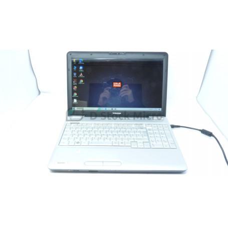 """dstockmicro.com Toshiba Satellite L500-1QK 15"""" HDD 500 Go Core i3-330M 4 Go ATI mobility radeon hd 4500 series Windows 10 Home"""