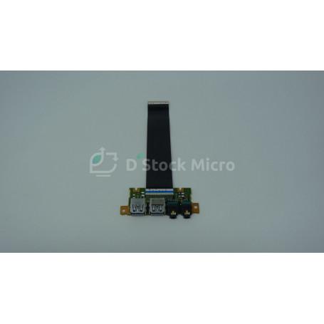 dstockmicro.com Carte USB - Audio CP642161-X3 pour Fujitsu Siemens Lifebook E734