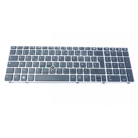dstockmicro.com Clavier AZERTY - Park&Boy - 701986-051 pour HP Elitebook 8570p