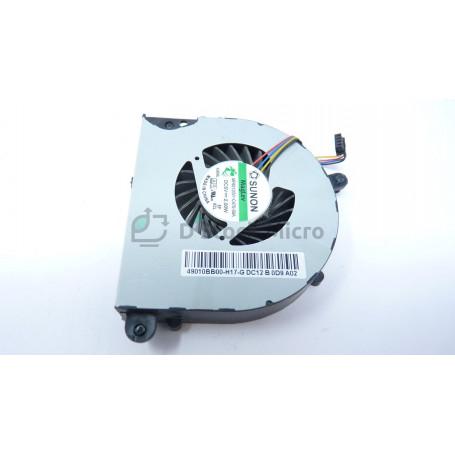 dstockmicro.com Ventilateur 49010BB00 pour HP Elitebook 8570p