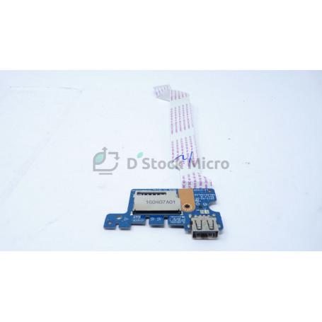 dstockmicro.com USB board - SD drive LS-C705P for HP 15-AC604NF