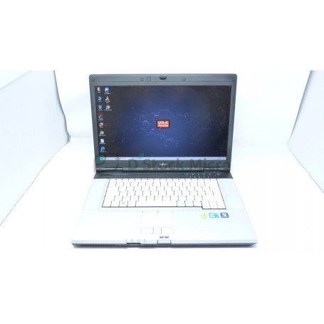 """dstockmicro.com Fujitsu LifeBook E780 14"""" HDD 160 Go i5-520M 3 Go Windows 10 Home"""