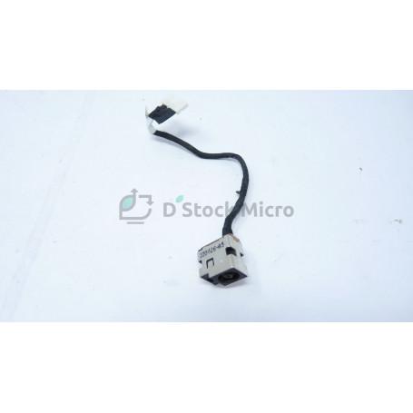 dstockmicro.com Connecteur d'alimentation DD0AX6PB000 pour HP Compaq Presario CQ62-237SF