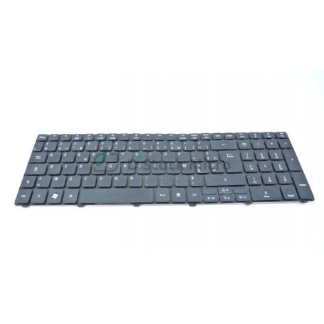Clavier V104730DK3 FR pour Acer Aspire 7551-P363G32Mnsk