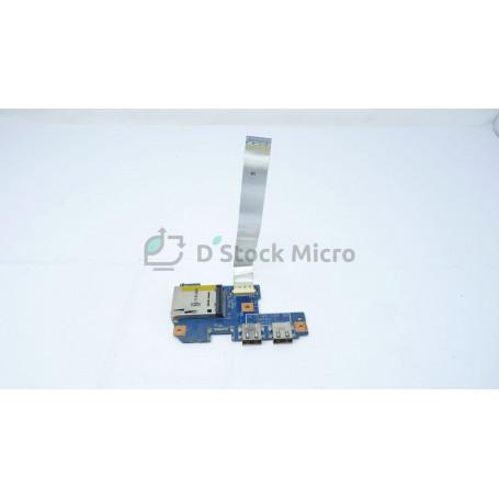 dstockmicro.com Carte USB - lecteur SD 48.4HP02.011 pour Acer Aspire 7551-P363G32Mnsk,Aspire 7551G-P364G75Mnkk