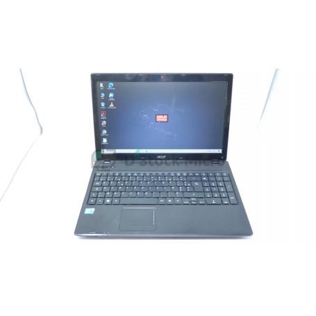 """dstockmicro.com Acer Aspire 5742-384G64Mnkk 15"""" HDD 500 Go i3-380M 8 Go Windows 10 Home"""