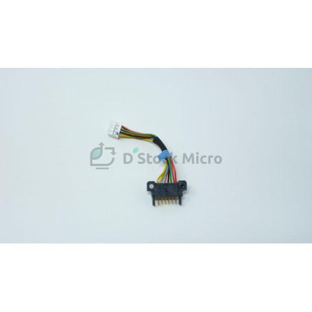 dstockmicro.com Connecteur de batterie 50.ASJ04.021 pour HP Probook 4740s