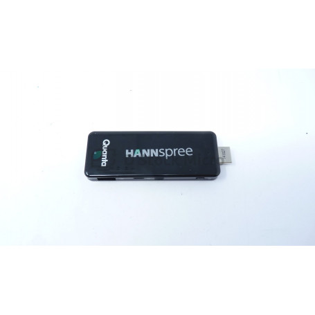 dstockmicro.com Mini PC stick HANNSPREE SNNPDI1BR8 SSD eMMC 32 Go Intel Atom Z3735F 2 Go Windows 10 Pro