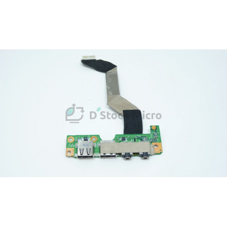 dstockmicro.com Carte USB - Audio 48.4V802.011 pour HP Elitebook 8530w