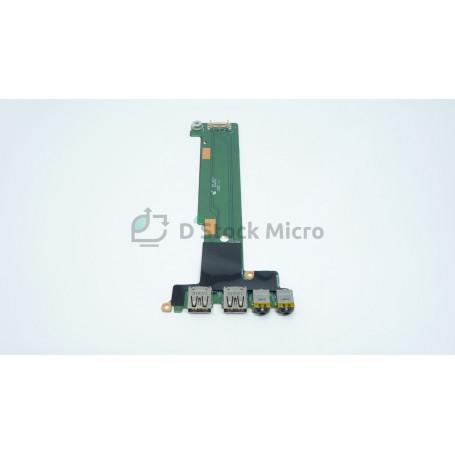 dstockmicro.com Carte USB - Audio 10031H600-600-G pour HP Elitebook 8570w