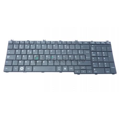 Clavier AZERTY - PK130CK3A15 - V114302CK1 FR pour Toshiba Satellite PRO C660, C650