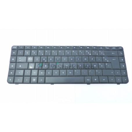 Clavier AZERTY - AX6,MP-09J86F0 - 605922-051 pour HP Compaq Presario CQ56,Compaq Presario G56,Compaq Presario G62,Compaq Presari