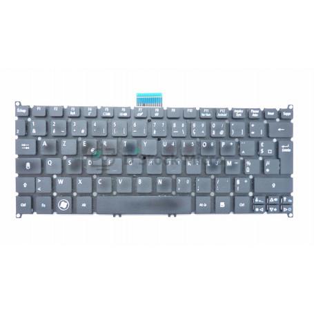 dstockmicro.com Keyboard AZERTY - NSK-R11SC - PK130RO2A14 for Acer Aspire one 756-CM84G32kk