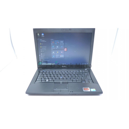 """dstockmicro.com DELL  Latitude E6400 14.1"""" SSD 120 Go Core 2 Duo P8700 4 Go Windows 10 Pro  New charger"""