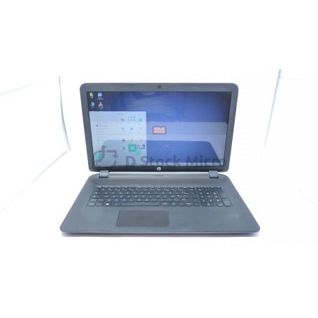 "dstockmicro.com HP Pavilion 17-g127nf 17.3"" HDD 500 Go AMD E1-6010 4 Go Radeon R2 Windows 10 Home Faulty display"