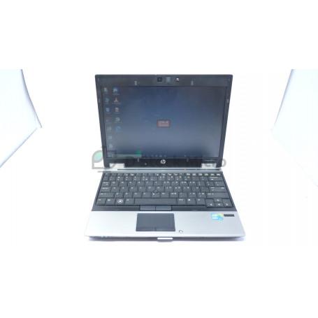 """dstockmicro.com HP EliteBook 2540p 12.1"""" SSD 128 Go  i7-640L 8 Go Windows 10 Pro"""