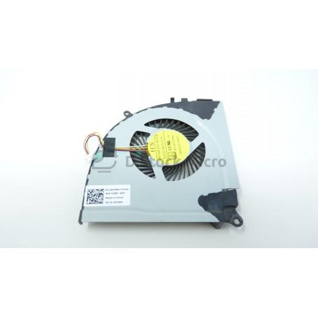 Ventilateur 0RJX6N pour DELL Inspiron 15-7559