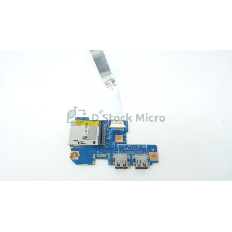 dstockmicro.com USB board - SD drive 48.4HP02.011 for Packard Bell Easynote LM82-RB-522FR
