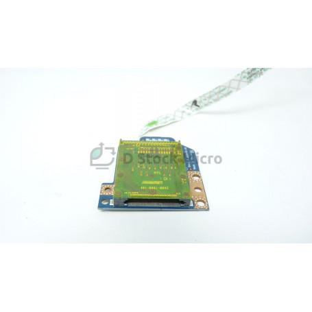 dstockmicro.com Lecteur de cartes LS-5896P pour Packard Bell Easynote TM94-RB-399FR